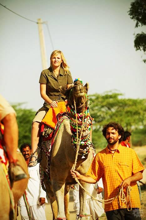 Marcus Gloger Indien