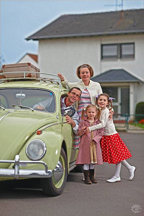 Marcus Gloger - VW Käfer 50iger Jahre