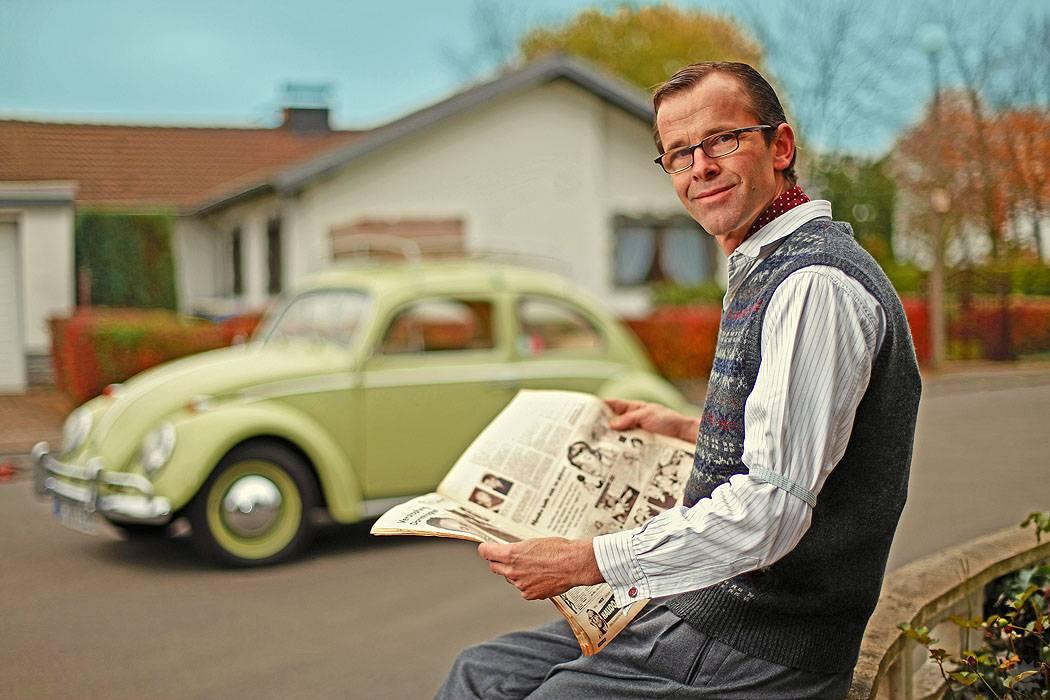 Marcus Gloger Vw K 228 Fer 50iger Jahre