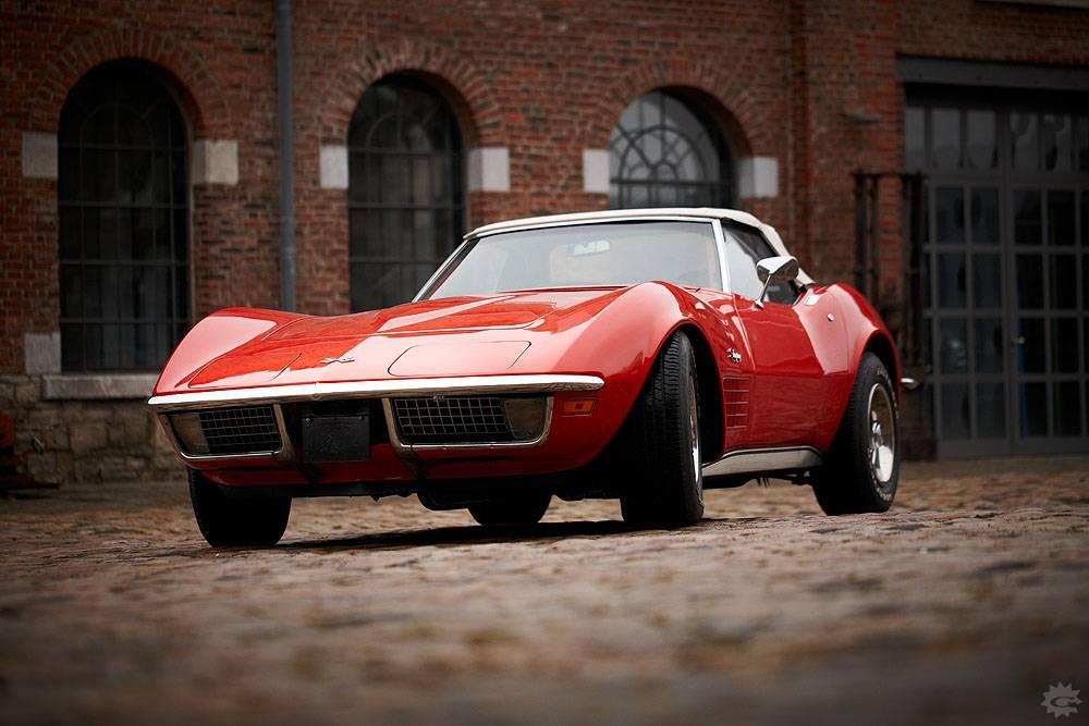 Marcus Gloger Corvette 1970